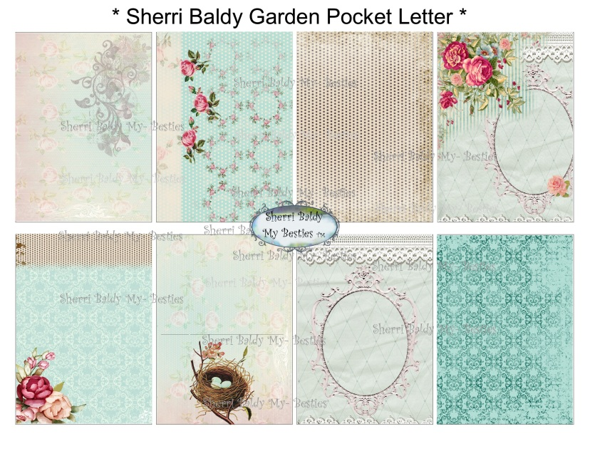 This is a photo of Bewitching Pocket Letter Printables