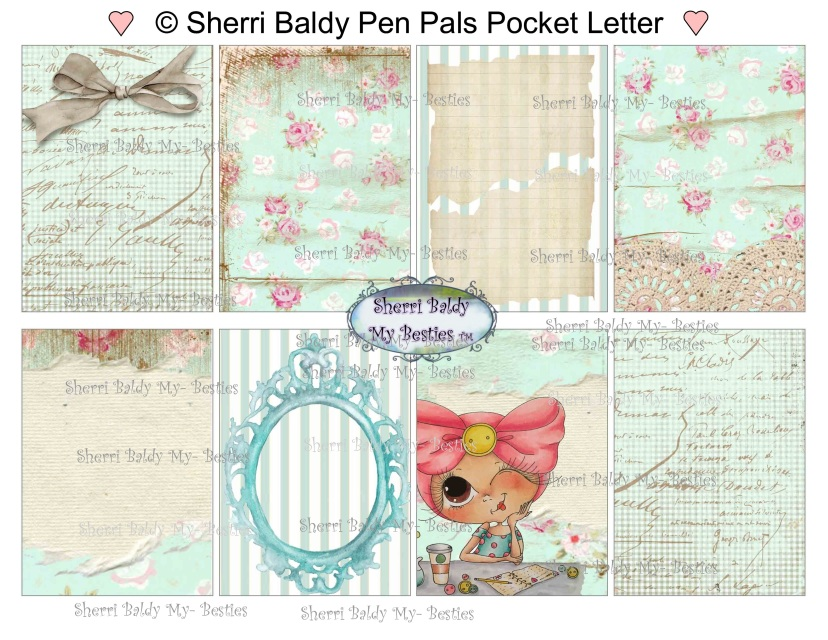 It's just a photo of Persnickety Pocket Letter Printables