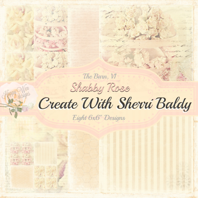 Image result for my besties shabby rose paper