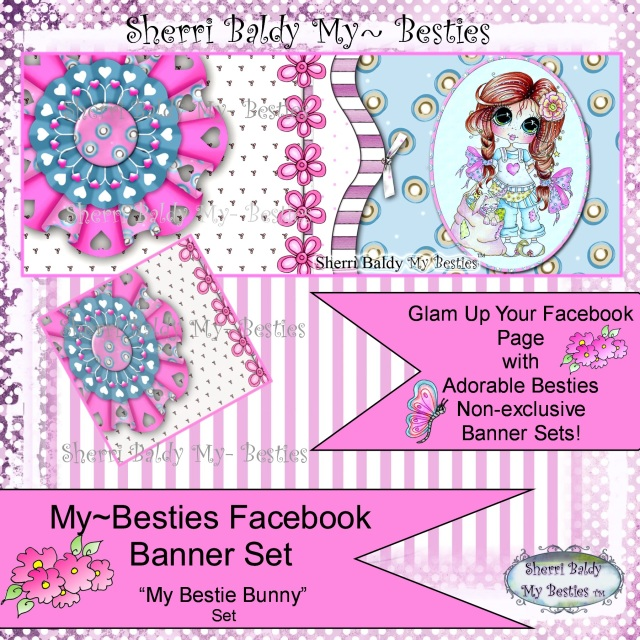 CustomPersonal Banners Besties